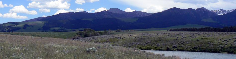 Montana's Crazy Mountains